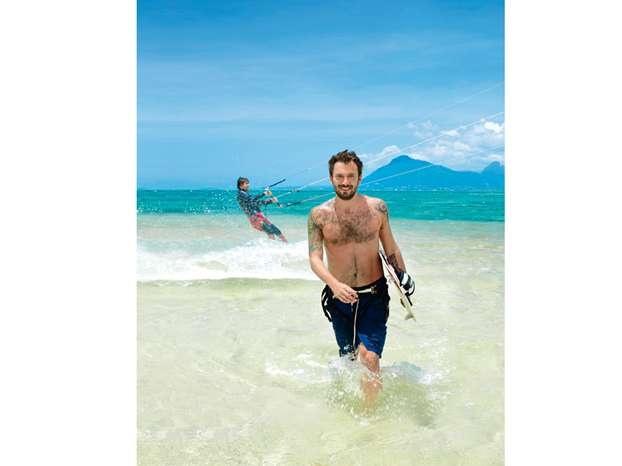 """Cesare Cremonini: """"Mauritius? Uno dei posti più belli mai visti"""""""