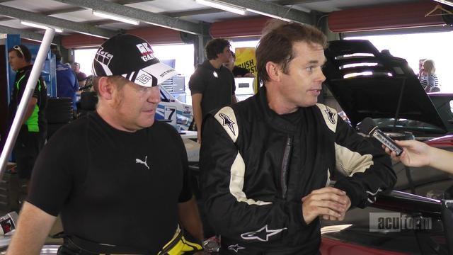 iRace Round 1 - Steven Lee-Jones & John Graham Interview