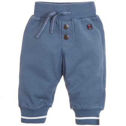 NEWBORN COZY SPORTY PANTS