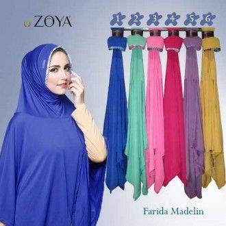 Zoya Farida Madelin