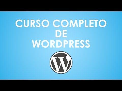 CURSO DE WORDPRESS 2016 - COMPLETO