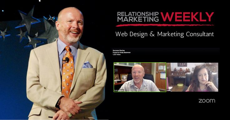 In this week's Relationship Marketing Weekly:  24 year web design & marketing consultant Laurie Delk started incorporating a relationship marketing strategy in her personal business from day 1. However 13 years ago, she was introduced to a system that not only saved her time and money, it allowed her to share her same philosophy and …