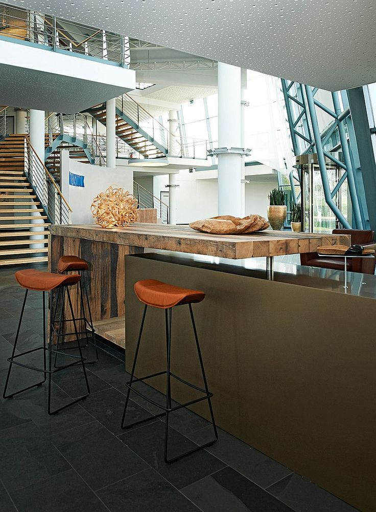 Best Foot Forward: Birkenstock's Updated Headquarters by B-K-I | Projects | Interior Design