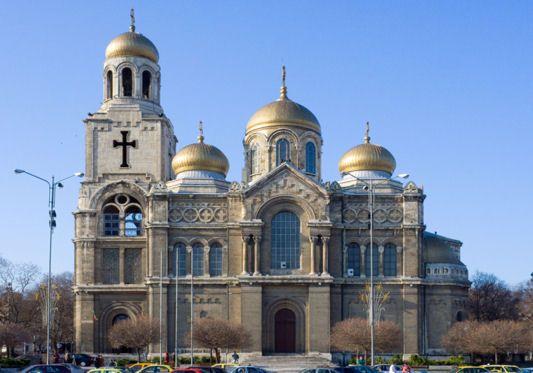 Varna, Bulgaria.
