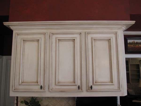 Kitchen Cabinet Glazing Techniques - Rooms