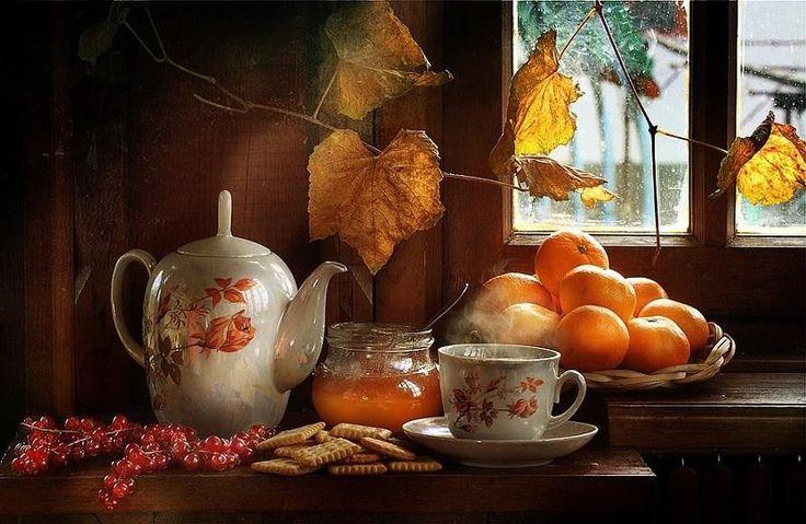 Фотография фотографа Марина Володько - Последний день ... Натюрморты Маслом Для Кухни