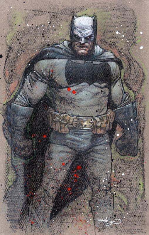 The Dark Knight by Tony Harris                                                                                                                                                      More