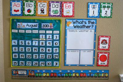 Preschool Calendar...Mrs. Jones' Creation Station: Our Mommy School Classroom