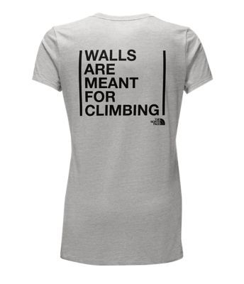 Some people build walls, and other people climb them. We see walls as a place to unite our community, so we're building walls that reflect the world we want to see. We're donating $1 million to The Trust For Public Land to help build public climbing walls in U.S. communities.
