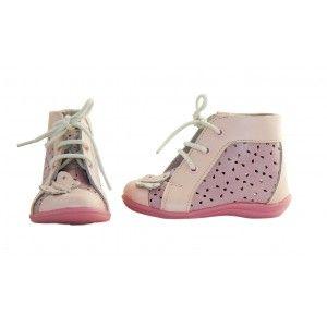 Pantofiori fetite - roz