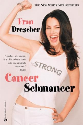 Cancer Shmancer - Fran Drescher of The Nanny Fame tells her story of Uterine cancer in her own funny way