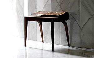 Desks & Bureaus - SCULPTURAL WRITING DESK WALNUT ART VOL