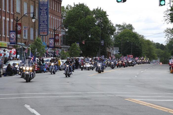 waterloo memorial day motorcycle ride