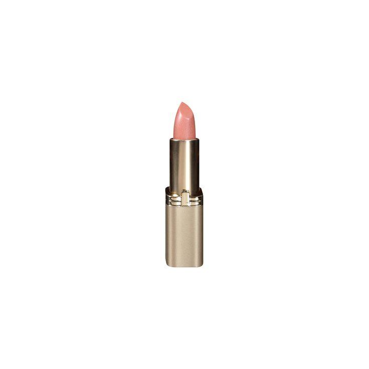L'Oreal Paris Colour Riche Lipstick 417 Peach Fuzz .13oz, Peach Fuzz 417