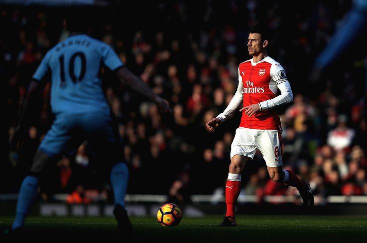 Laurent Koscielny Photos Photos - Arsenal v Burnley - Premier League - Zimbio