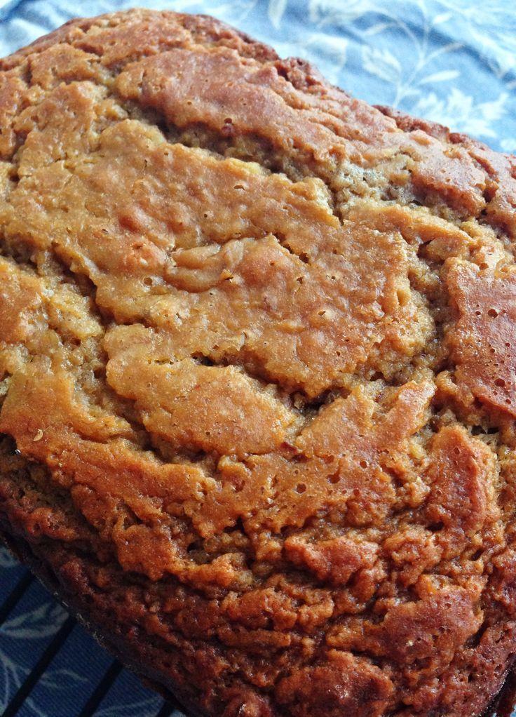 banana nut bread bread machine recipe (Healthy Baking Bread)