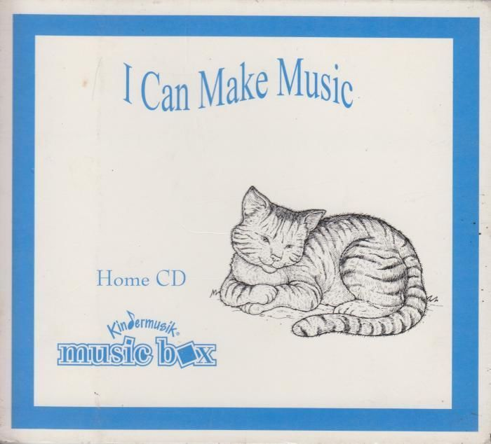 I Can Make Music KINDERMUSIK Music Box Home CD Momcat Productions