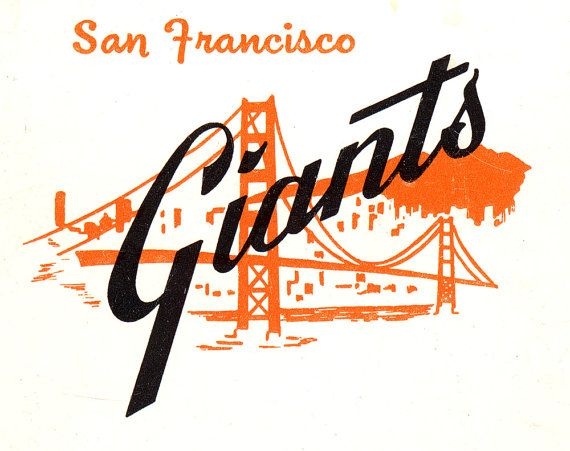 vintage giants