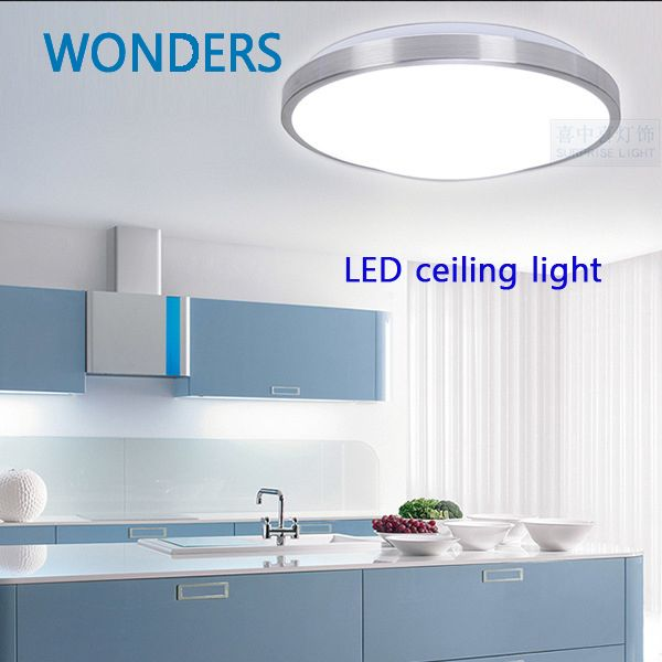 smd5730 minimalism aluminum led ceiling light for indoor led light ceiling lamp led kitchen light - Led Kitchen Ceiling Lights