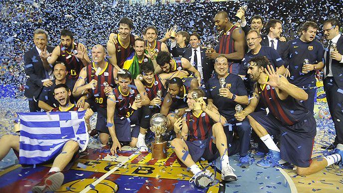 Πρωταθλήτρια Ισπανίας η Barcelona #barcelona #basketball