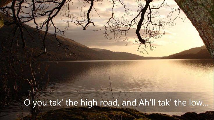 Lyrics: By yon bonnie banks an' by yon bonnie braes Whaur the sun shines bright on Loch Lomond Whaur me an' my true love will ne-er meet again On the bonnie,...