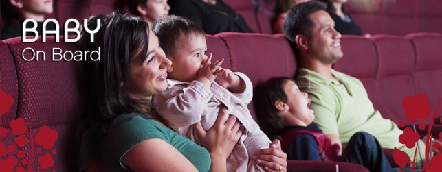Go to - Embassy Theatre Baby on Board showings