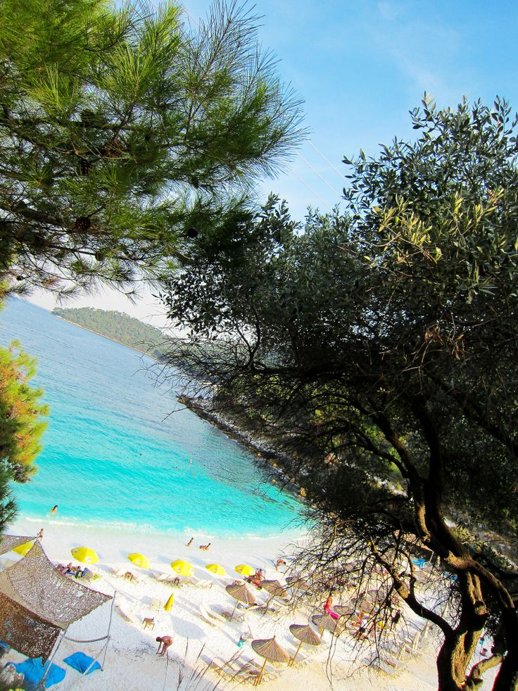 Greece, Halkidiki, Marble Beach