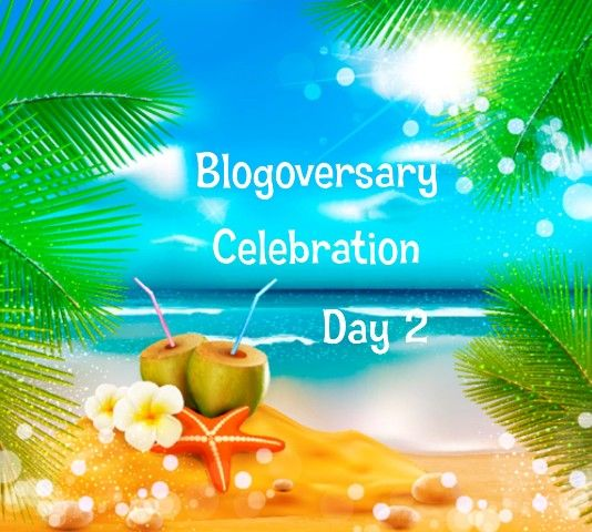 Blogoversary Celebration - Day 2 - Box of Books
