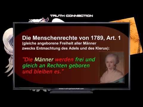 Grundgesetz FÜR die BRD – Das Neue Testament Satans Der Teufel steckt im Grundgesetz: Der Art. 2 (Recht auf Freiheit)
