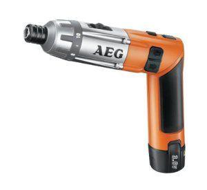AEG 4935413165 SE Visseuse sans fil Batterie Li-Ion 3,6 V / 1,5 Ah (Import Allemagne)