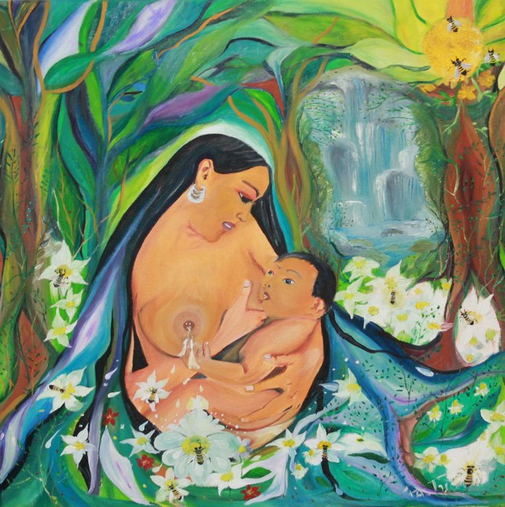 Paz Treuquil (2014), 50x50 cm.