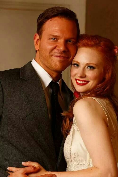 Hoyt & His Vampire Bride <3 #TrueBlood