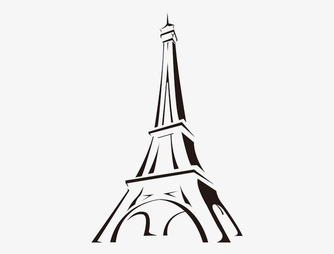 برج ايفل كرتون رسوم متحركة برج ايفل Png صورة للتحميل مجانا Eiffel Tower Drawing Eiffel Tower Eiffel