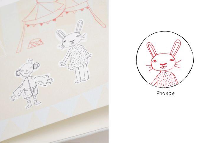 children's books: frank & phoebe