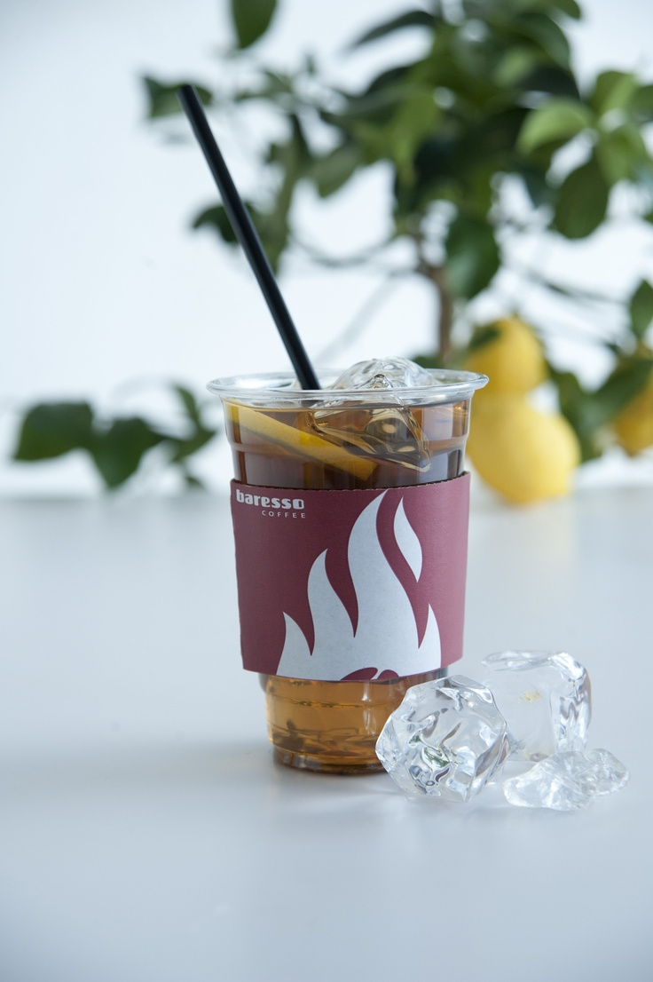 Bachi Ice tea by Baresso Coffee
