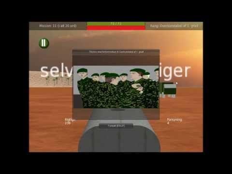 Militærskolen – skydespil til at lære 120 ordApps til undervisningen | Apps til undervisningen