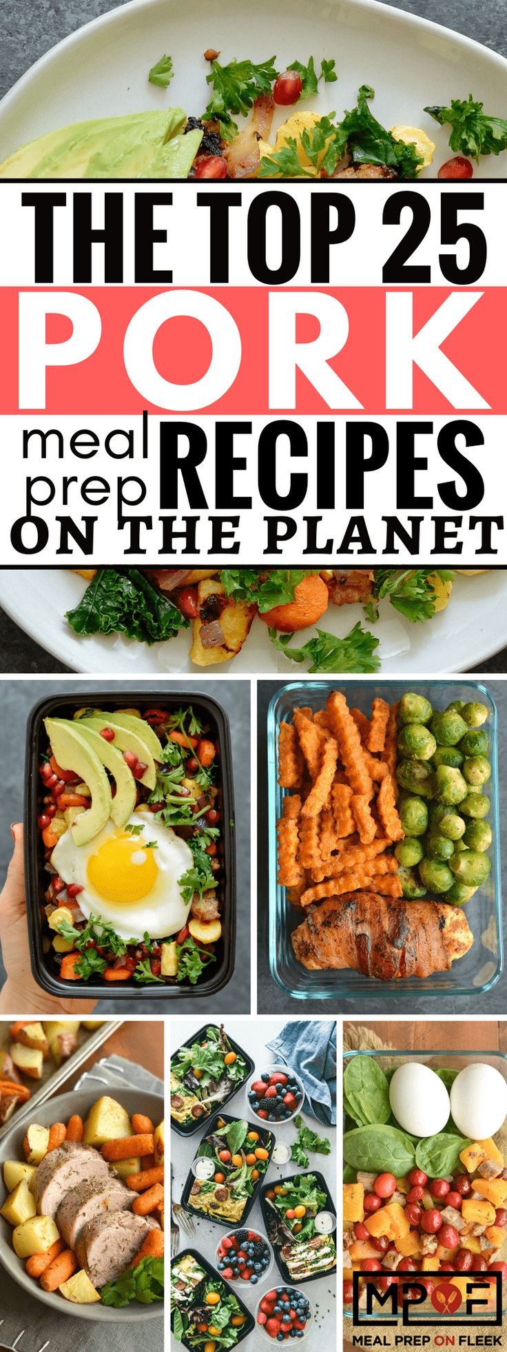 Top 25 Pork Meal Prep Recipes On The Planet