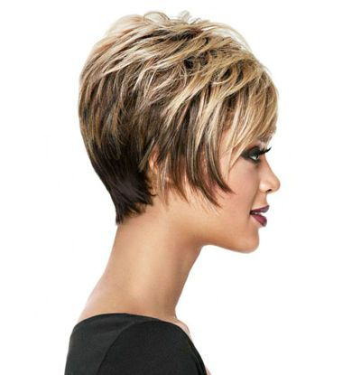Very Short Stacked Bob Hairstyles