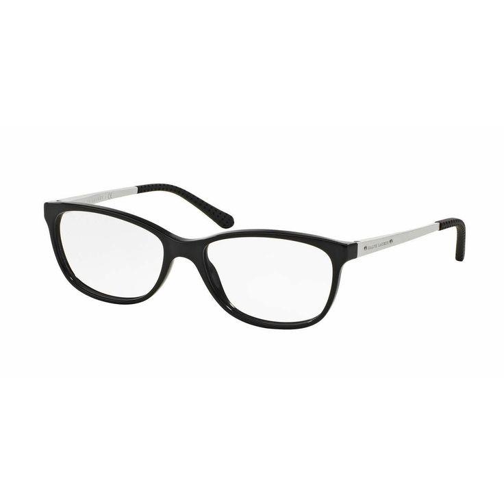 Ralph Lauren Womens RL6135 5001 Rectangle Eyeglasses
