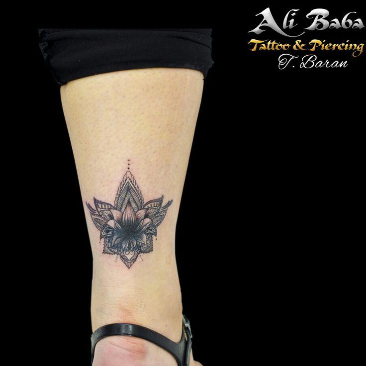 Bodrum dövme bodrum tattoo dovme piercing lotus tattoo lotus dövmesi mandala lotus tattoo kapama dovme cover up tattoo ali baba tattoo turan baran