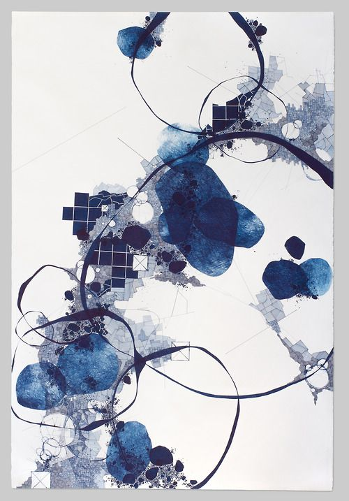 """archatlas:  Derek Lerner """"My work explores systems: their..."""