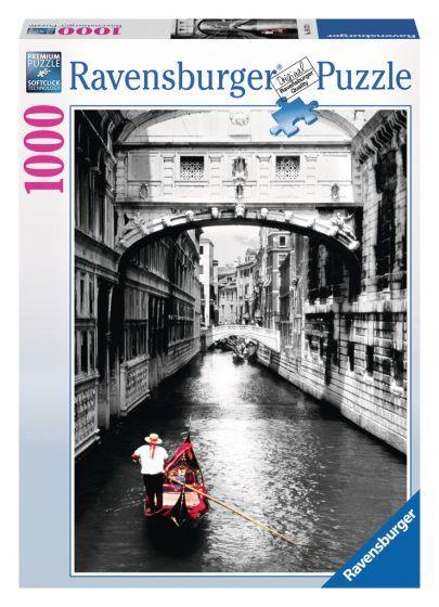 Ravensburger Puzzle 1000pc - Venice Grand Canal