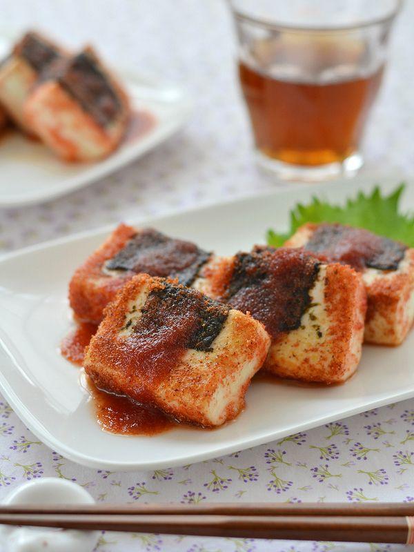 たらこスプレッドの豆腐ステーキ by 西山京子/ちょりママ | レシピサイト「Nadia | ナディア」プロの料理を無料で検索