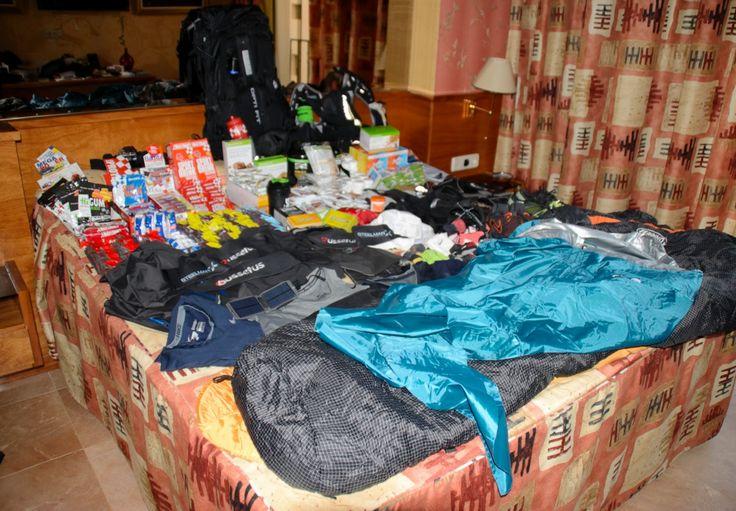 Pirineos España - Quim Navarro Steelman X - Instagram @steelmanxtreme #backpack #preparing