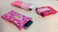 iphone case, android case, handmade phone cover, diy phone cover, pink ribbon day