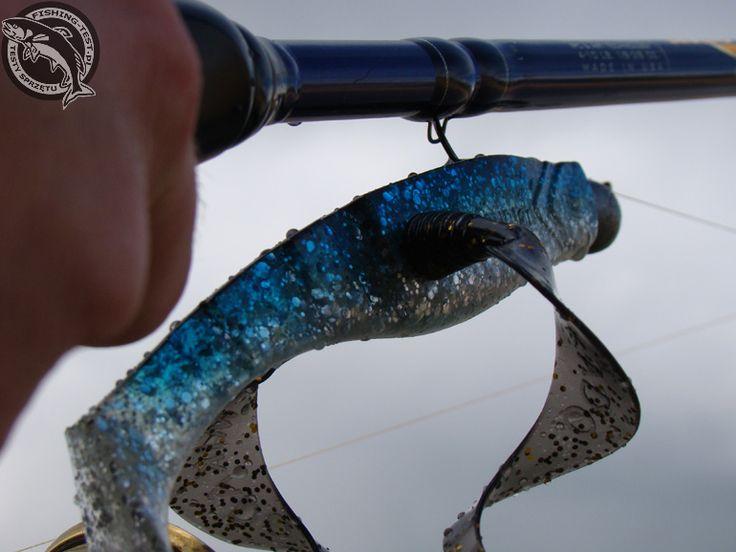 Mikado Flying Fishunter #wędkarstwo #przynęty #gumy