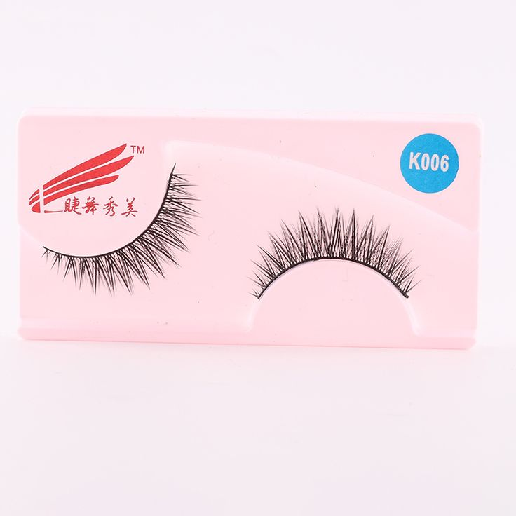 2 Pairs/Lot Crisscross False Eyelashes Extension Fake Eye Lashes Cilios Posticos Naturais Wimpers Makeup Make Up Tools K006x2