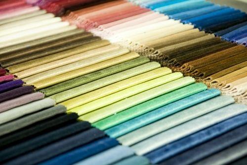 Velours in ruim 200 kleuren leverbaar