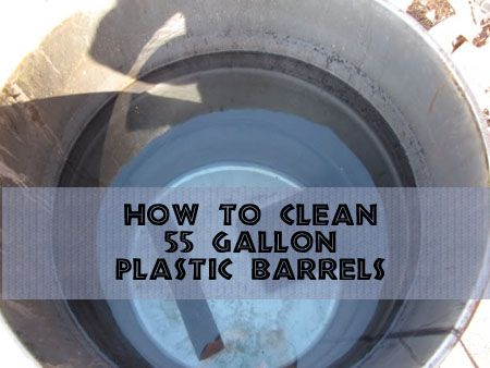 FollowShare First off, if the barrel you plan to use to build your project is meant to hold a human or animal or meant to be full of water that might touch a water or food source for a human or animal – use a food safe barrel.  You can get the full story about …