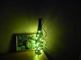 Znalezione obrazy dla zapytania lampki choinkowe w butelce
